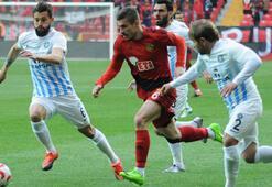 Eskişehirspor-Adana Demirspor: 2-4