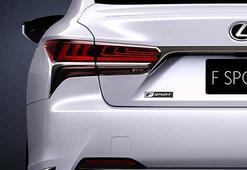 Lexus LS 500e F Sport versiyon geliyor