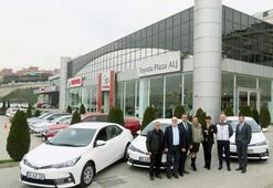 Toyota Corolla, ING Bankın da tercihi oldu