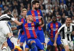 Barcelonanın Juventus yenilgisi İspanyol basınında