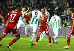 Torku Konyaspor - Medicana Sivasspor: 2-1