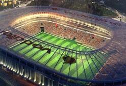 Vodafone Arenanın açılışı için ihtimaller