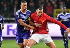 Anderlecht - Manchester United: 1-1