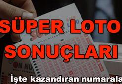 Süper Loto sonuçları dün akşam belli oldu İşte Süper Lotoda kazandıran numaralar