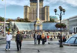 Ukraynadan yabancılara: Gördüğünüz anda kaçın