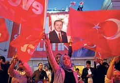Türkiye, Erdoğan  rejimine 'evet' dedi