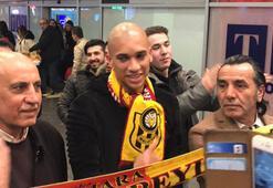 Doria, Evkur Yeni Malatyaspor için İstanbula geldi