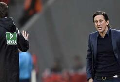 Bundesligada Schmidte 5 maç ceza