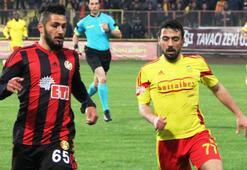 Yeni Malatyaspor-Eskişehirspor: 1-2