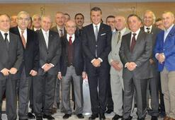 Beşiktaşta mazbata töreni