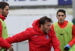 Trabzonsporda Osmanlıspor maçı öncesi 9 eksik