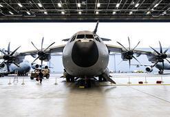 TSKdan A400M ATLAS uçağıyla ilgili flaş açıklama