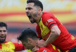 Göztepe - Adana Demirspor: 3-2
