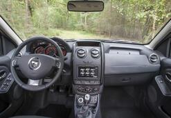 Dacia Duster ile sahne aldı