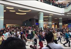 Mall Of İstanbulda şaşkınlık yaratan 23 kutlaması