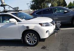 Appleın sürücüsüz otomobili yollara çıktı