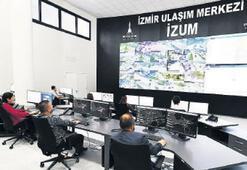 İzmir'de trafiği 3 bin akıllı cihaz yönetecek
