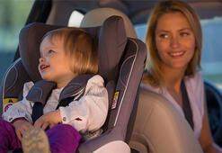 Dikkat Çocuklarınızın güvenliği için oto koltuğunu ters yönde kullanın...