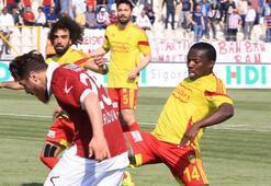 Bandırmaspor - Evkur Yeni Malatyaspor: 5-0