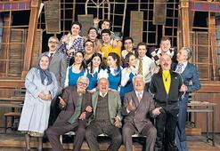 'Hababam Sınıfı' tiyatroda