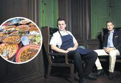 Bangkok'u sallayan Türk şef