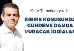 Anastasiades ile Türkiye anlaşmış...