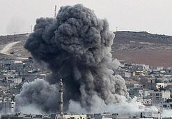 US builds two air bases in Kobani