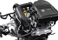 Volkswagen'den iki yeni motor