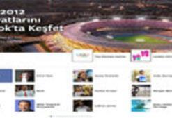 Facebooktan Olimpiyatlara Özel Sayfa