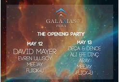 GalaxiasPera Kapılarını Açıyor