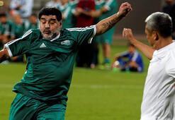Maradona kulübede bir türlü olmuyor