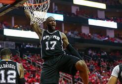 Warriorsın rakibi Spurs oldu