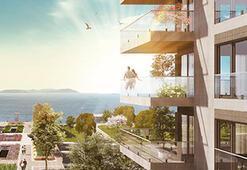 Gün Kapı etabında evler 746 bin liradan başlayan fiyatlarla satışta