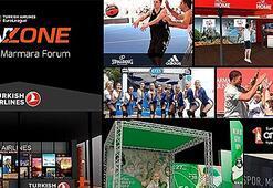Üç günlük aktivite Marmara Forum'da başlıyor: Euroleague FanZone