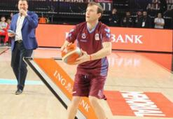 ING Bank 3 Sayı Yarışmasında  Trabzonspordan Heslip birinci oldu