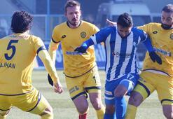 Büyükşehir Belediye Erzurumspor-MKE Ankaragücü: 0-0