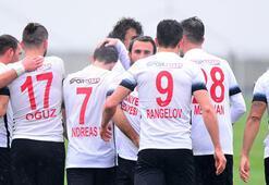 Ümraniyespor - Gaziantepspor: 7 - 0