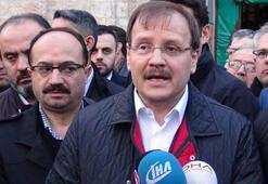 Başbakan Yardımcısı Çavuşoğlu: Allah ordumuzun ayağına taş değdirmesin