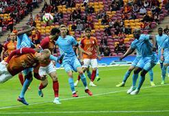 Galatasaray - Osmanlıspor: 2-0 (İşte maçın özeti)