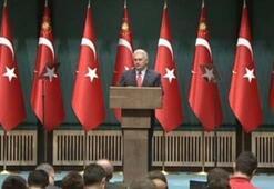 Başbakan Yıldırım Beştepede gençlere seslendi