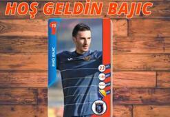 Başakşehir, Riad Bajic transferini video ile açıkladı