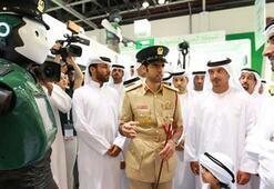 Dubaide polislerin yerini robotlar alacak