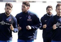 Trabzonsporda 4 yeni transfer deplasman yenilgisi yaşamadı