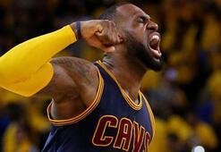 LeBron James, NBA tarihinin en skorer ismi oldu