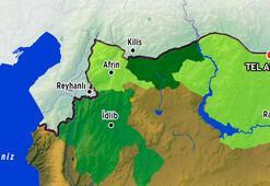 ABD, Türkiye sınırına 1000 PKKlı terörist yerleştirdi