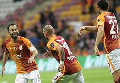 Galatasaray, Alanya deplasmanında