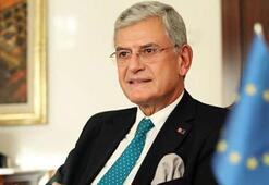 EU minister Bozkır: Turkey won't recognize southern part of Cyprus
