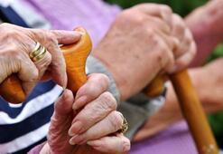 Türkiyede yaşlı nüfusu artıyor