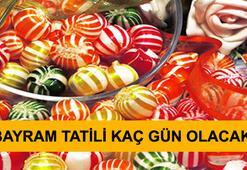 Ramazan Bayramı tatili ne zaman başlayacak (Bayram tatili kaç gün sürecek)