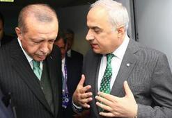 Cumhurbaşkanı Erdoğan'a Sakarya'nın yerli oto hedefini anlattı